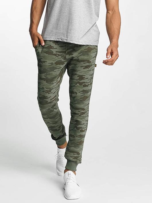 Alpha Industries joggingbroek X-Fit Loose camouflage