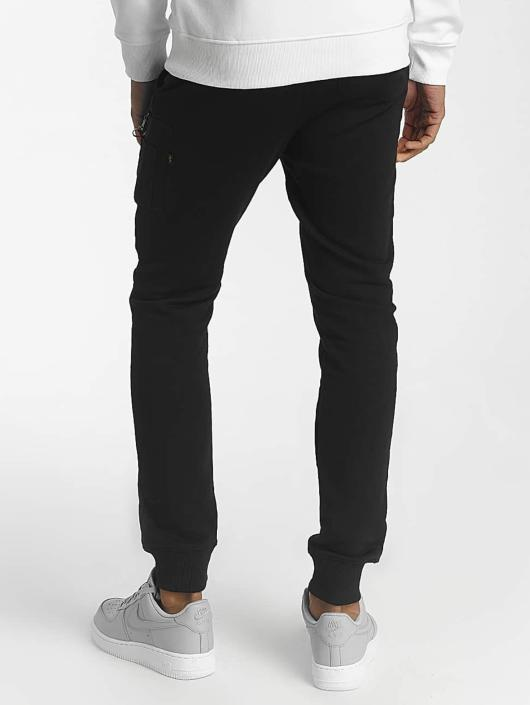 Alpha Industries Jogginghose X-Fit schwarz