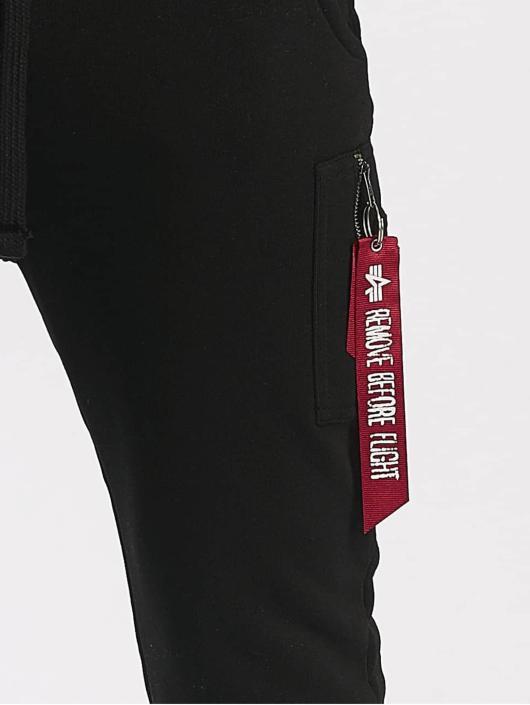 Alpha Industries Jogginghose X-Fit schwarz