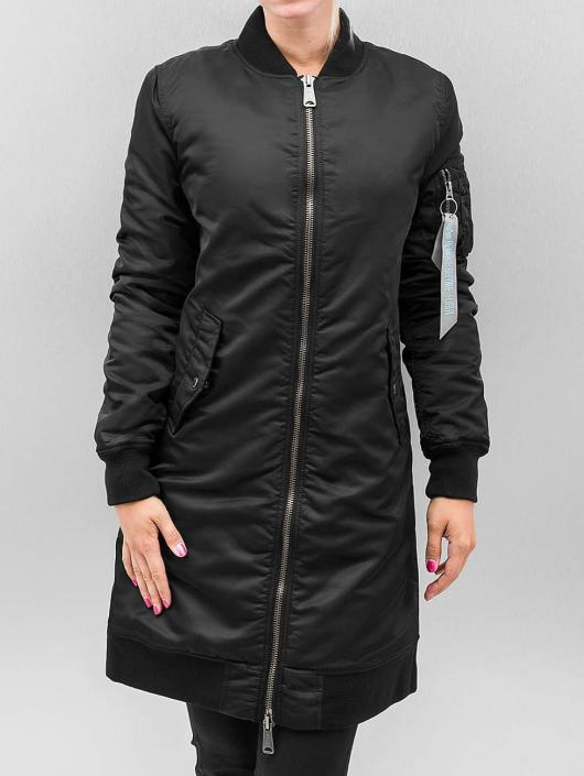 Alpha Industries Manteau Ma 1 noir