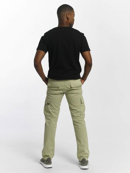 Alpha Industries Pantalon cargo Agent brun