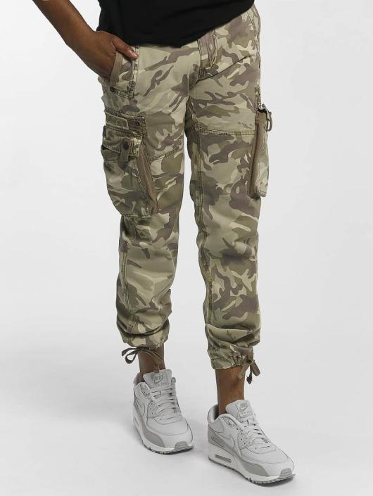 Alpha Industries Pantalon cargo Tough C camouflage