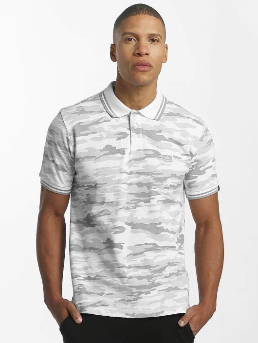 Alpha Industries Poloshirt Twin Stripe Camo camouflage