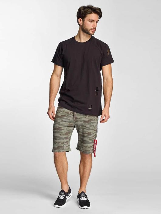 Alpha Industries Shorts X-Fit Cargo camouflage