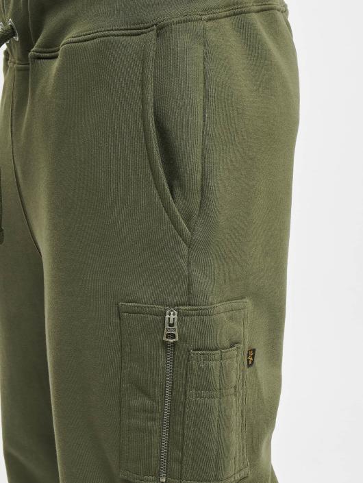 Alpha Industries Shorts X-Fit grøn
