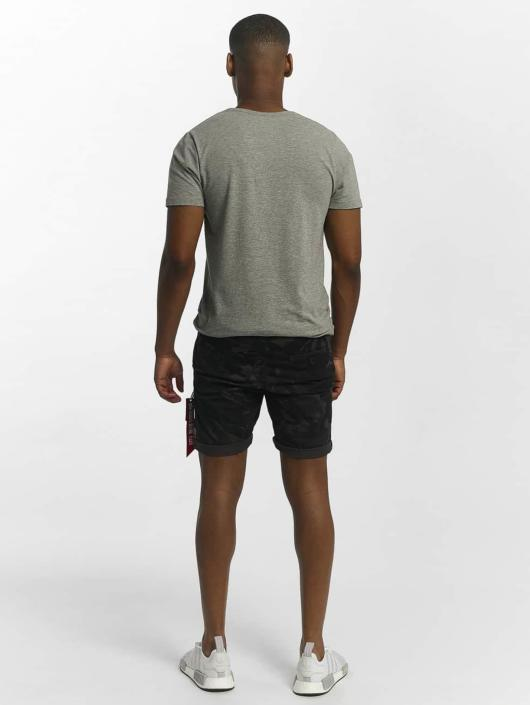 Alpha Industries Shorts Kerosene svart