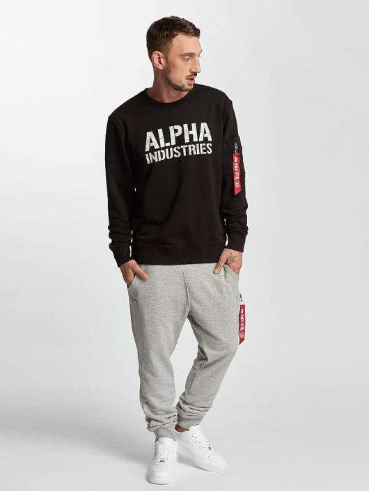 Alpha Industries Sweat Pant X-Fit Loose gray