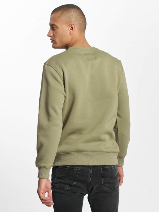 Alpha Industries Swetry Basic oliwkowy