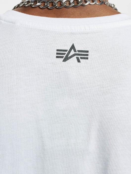 shirt 461894 Alpha Blanc Camo Print Homme Industries T qHwYp06A