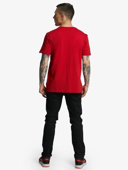 Alpha Industries T-Shirt Basic rot