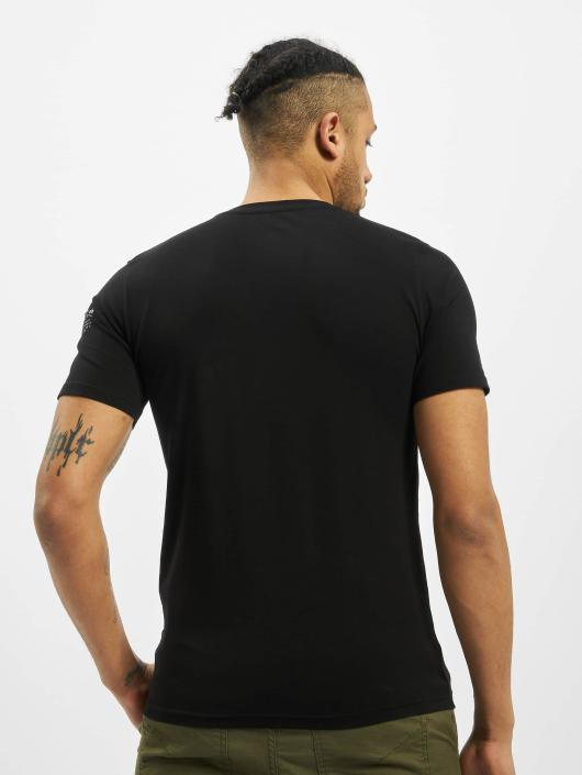 Alpha Industries T-Shirty Bodywear czarny