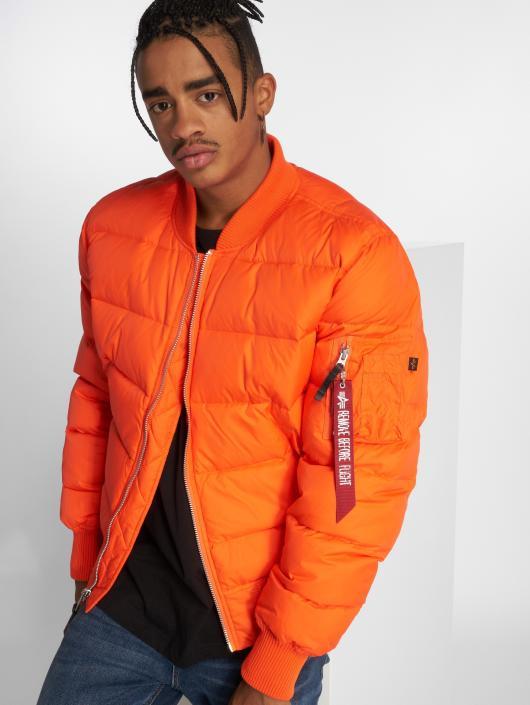 Homme Orange Industries Veste Ma Alpha 1 493355 Matelassée SqOwpgI