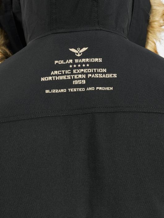 Alpha Industries Jackor Vinterjackor Polar i svart 134348