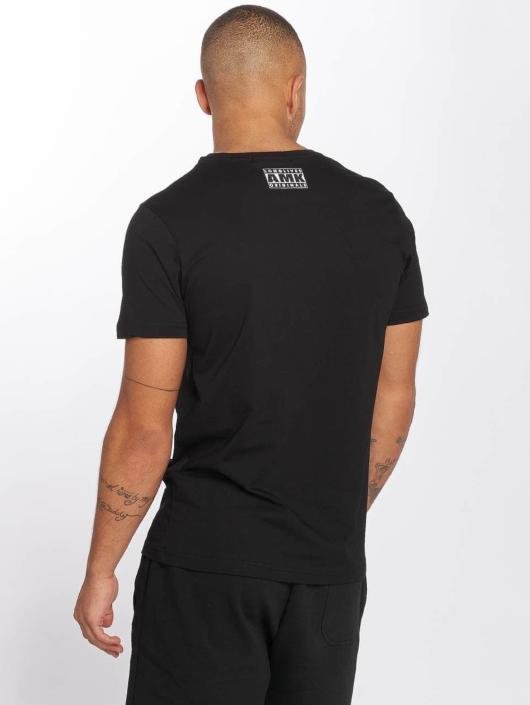 AMK T-Shirt Badge schwarz