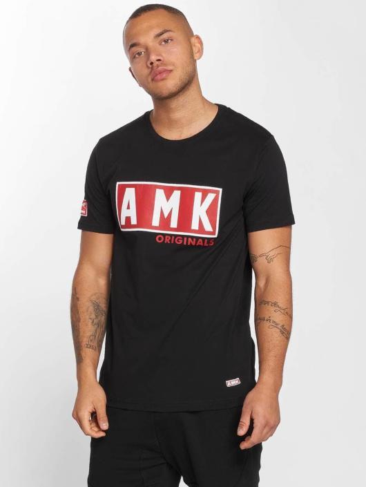 AMK T-Shirt Original schwarz