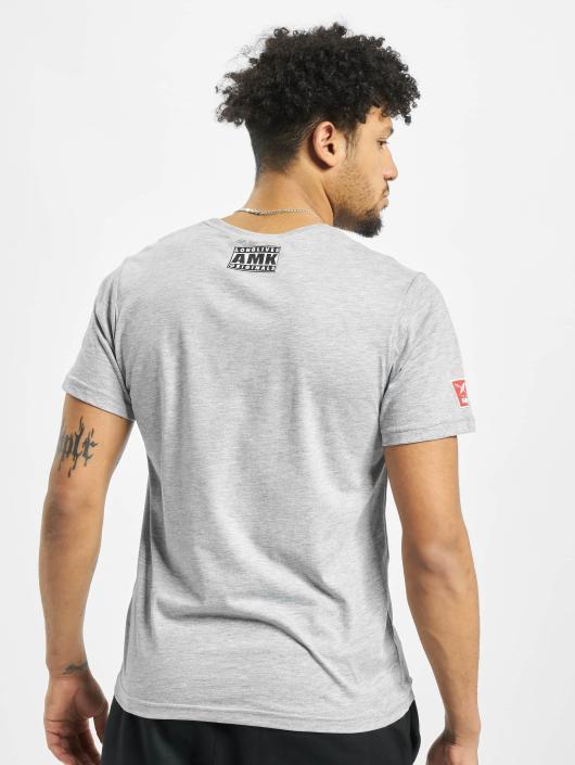 AMK T-skjorter Original Classic grå