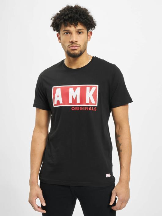 AMK T-skjorter Originals svart