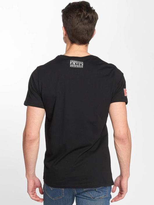 AMK T-skjorter Pablo Escobar svart