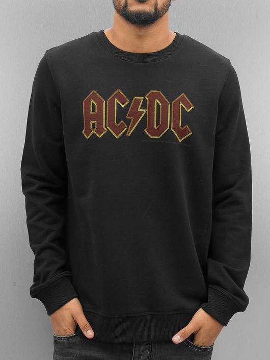 Amplified Jumper AC DC Logo black