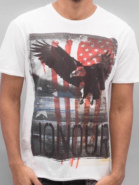 Amplified T-Shirt Honor blanc