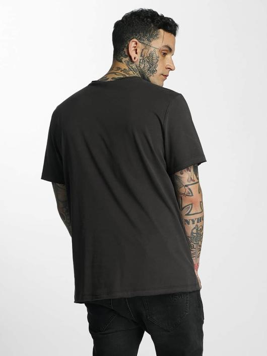 Amplified T-Shirt Slayer Metal Edge grau