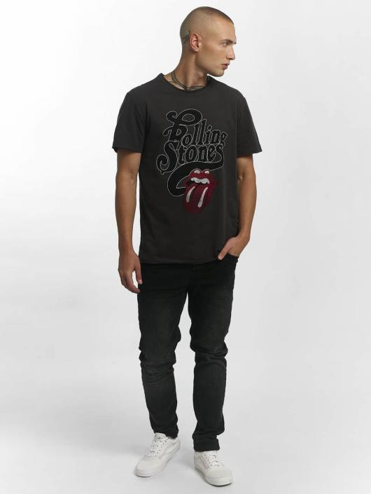 Amplified T-Shirt The Rolling Stones Licked grau