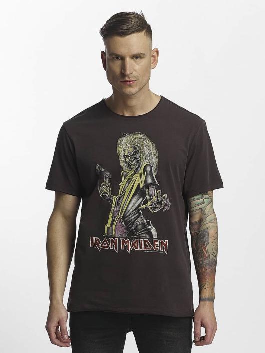 Amplified t-shirt Iron Maiden Killer grijs