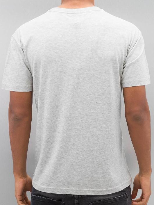 Amplified T-Shirt Motown Logo gris
