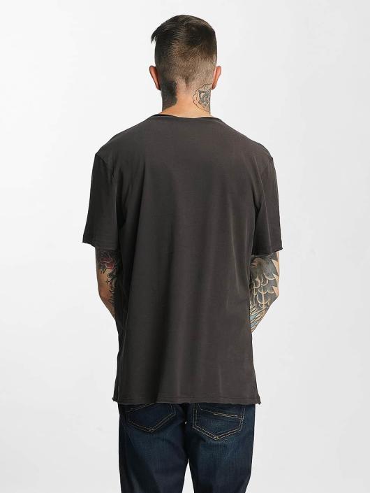 Amplified T-Shirt Wu Tang Logo gris