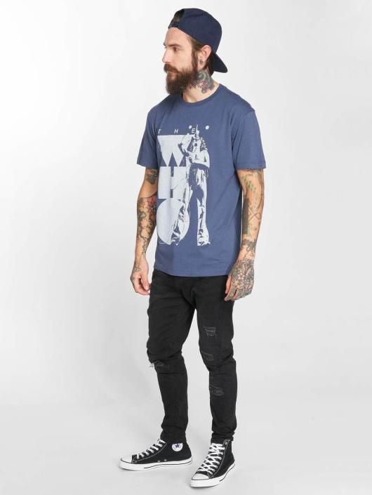 Amplified T-Shirt The Who Daltry Tassles indigo