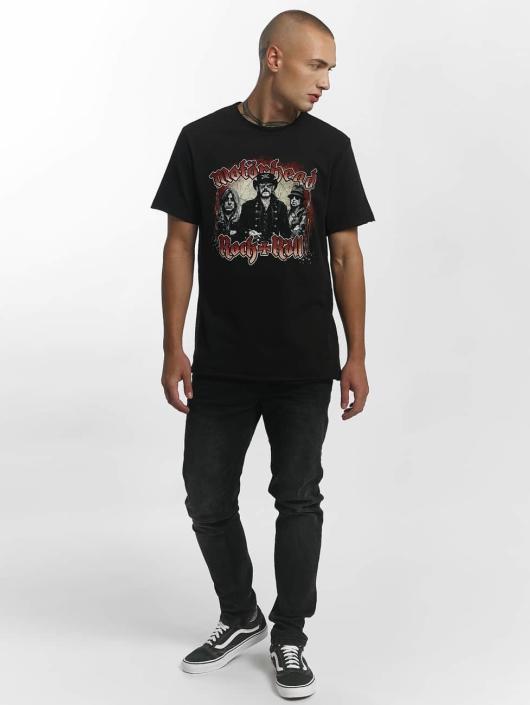 Amplified T-Shirt Motorhead noir