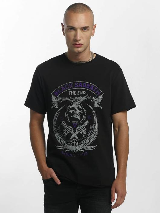 Amplified T-Shirt Black Sabbath The End noir