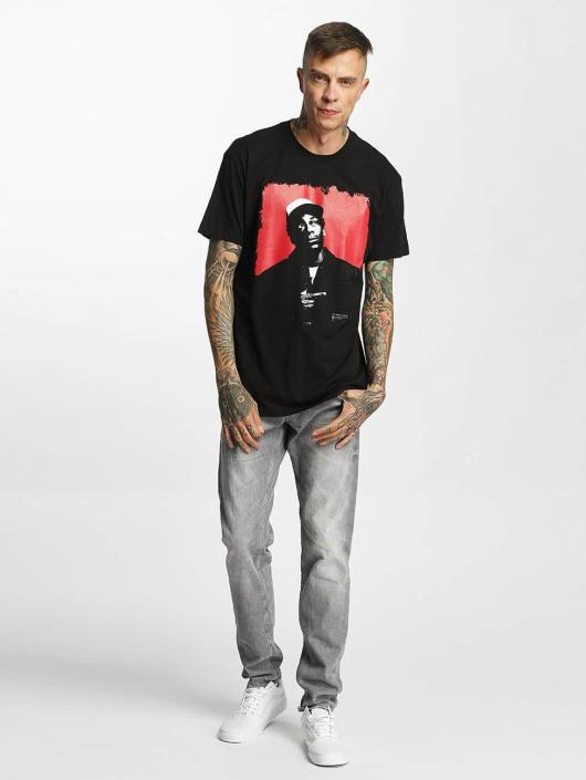 Amplified T-Shirt Snoop Dogg - Red Square schwarz