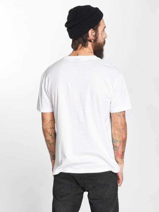 Amplified T-Shirt Bearded Skull white