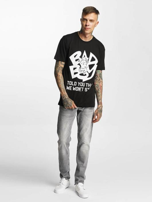 Amplified T-Shirty Bad Boy - Told You That We Wont Stop czarny