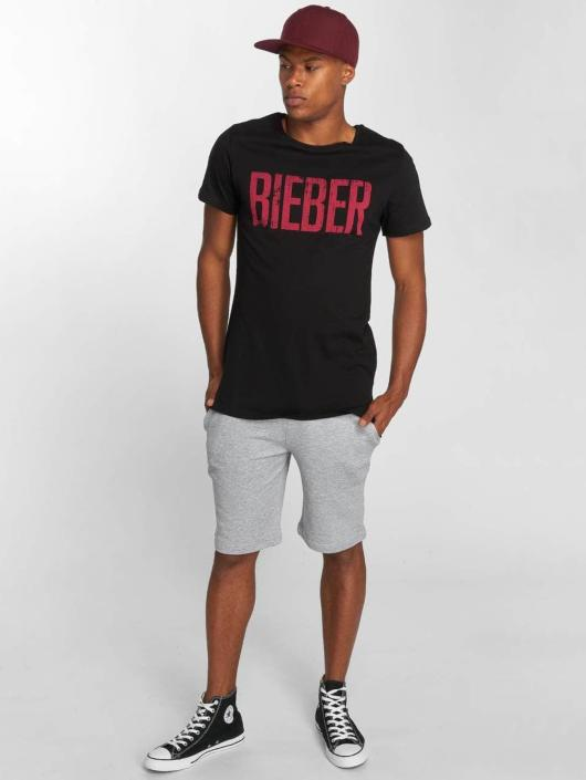 Amplified T-Shirty Justin Bieber czarny