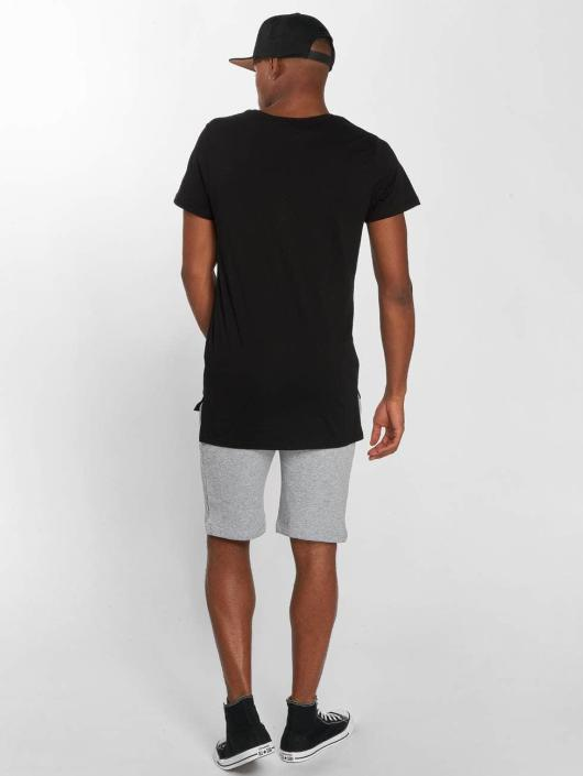 Amplified T-Shirty Nirvana Torn czarny
