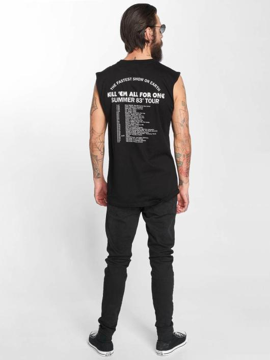 Amplified T-Shirty Metallica Kill Em All 83 Tour czarny