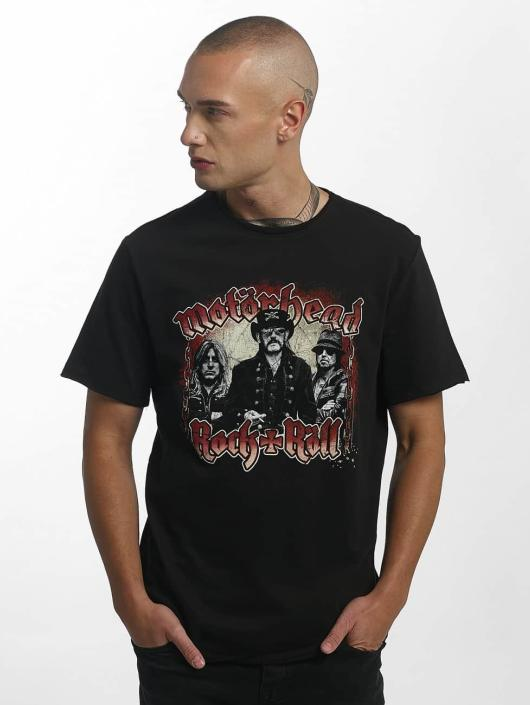 Amplified T-Shirty Motorhead czarny