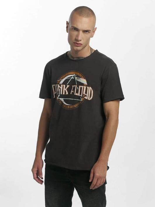 Amplified T-Shirty Pink Floyd On The Run szary