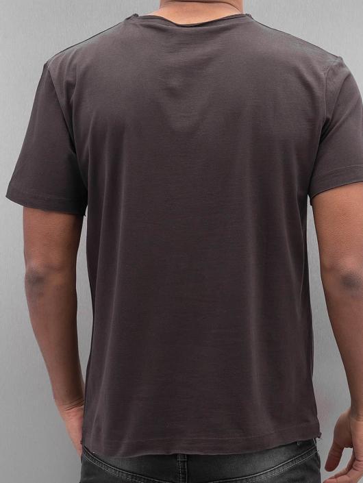 Amplified T-skjorter Guns & Roses Drum grå