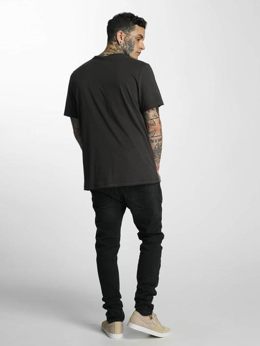 Amplified T-skjorter Slayer Metal Edge grå