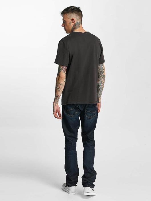 Amplified T-skjorter Run DMC Silhouette grå