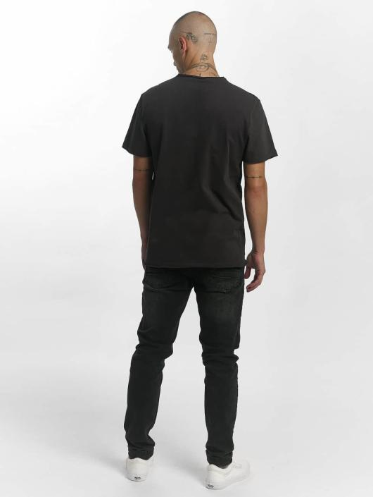 Amplified T-skjorter Iron Maiden Trooper grå
