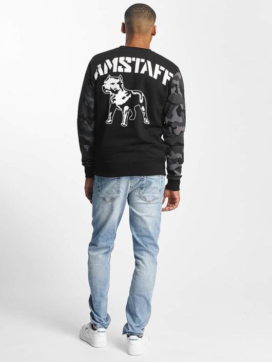 Amstaff Jersey Marox negro