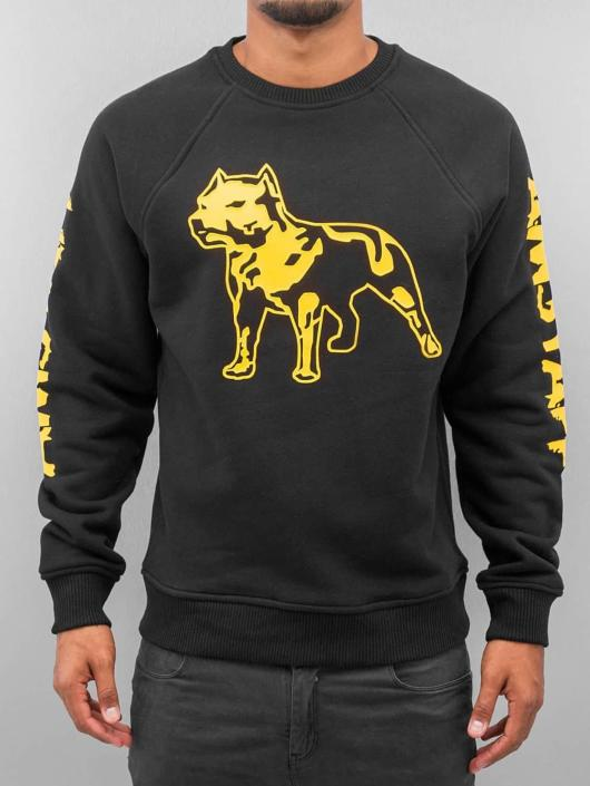 Amstaff Jumper Logo black