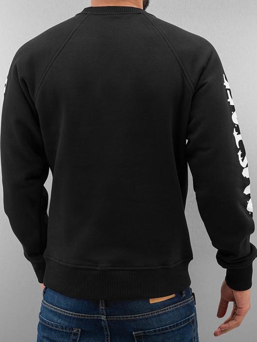 Amstaff Jumper Logo Sweatshirt black