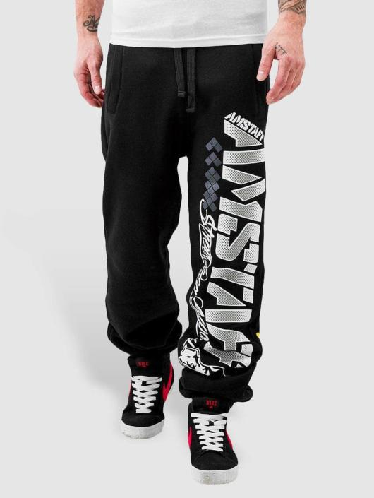 c312d3a260b Amstaff Pantalón deportivo Dasher negro  Amstaff Pantalón deportivo Dasher  negro ...