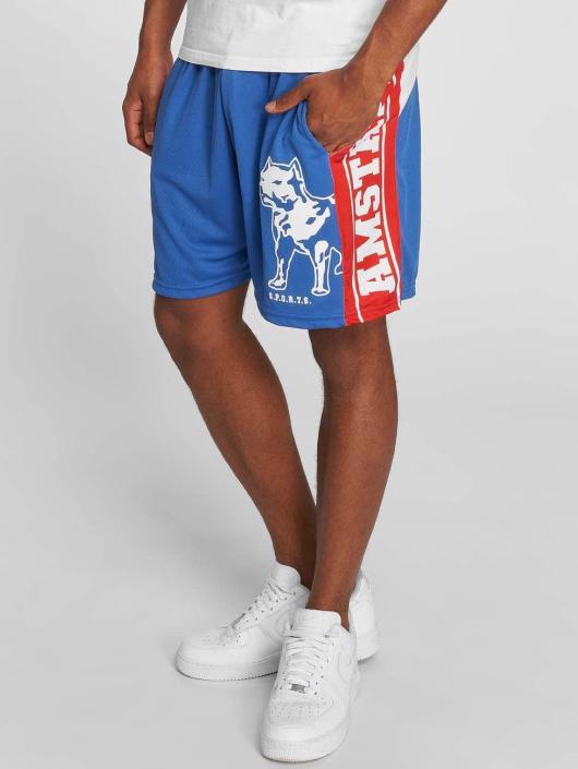 Amstaff Short Vengo bleu