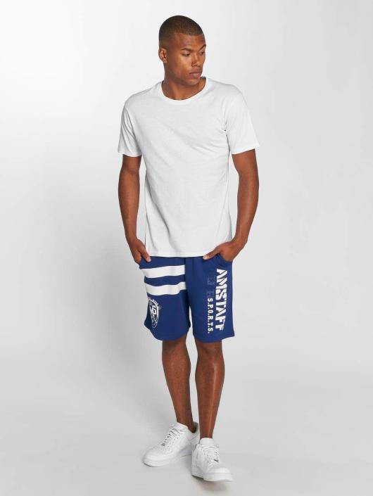 Amstaff shorts Laron blauw